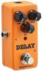 Amazon Basics Digital Delay Effect Sound Processor for Guitar and Bass