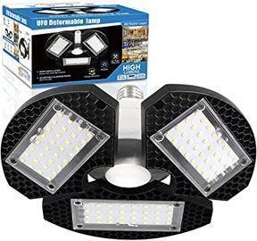 Zjojo 100W Deformable LED Garage Ceiling Light