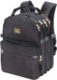CLC 75-Pocket Tool Backpack