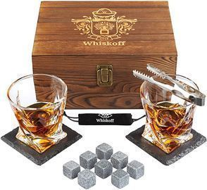Whiskey Glasses Gift Set
