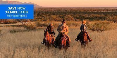 Historic Arizona Dude Ranch Adventure w/Meals for 2