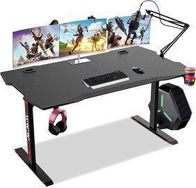 Gaming Desk 60 Inch Computer Desk