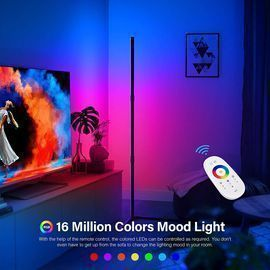 LED Corner Lamp with Remote