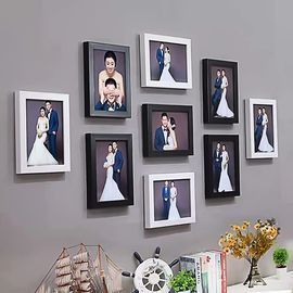 Set of 5 4x6 Picture Frames