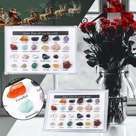 2021 Advent Calendar Crystal Agate Stone