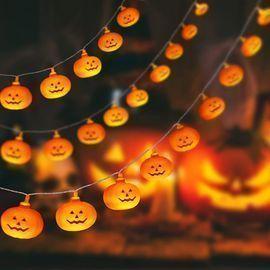 Halloween Decoration Pumpkin Lights