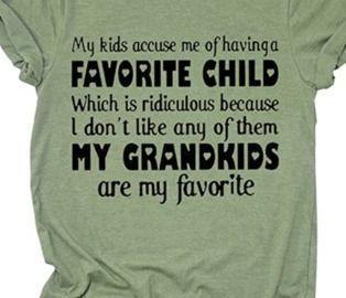 My Kids Accuse Me - T-shirt