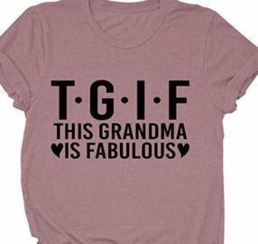 This Grandma T-Shirt
