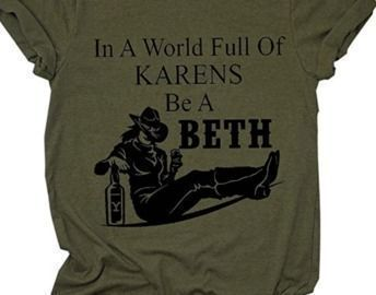 Be A Beth T-Shirt