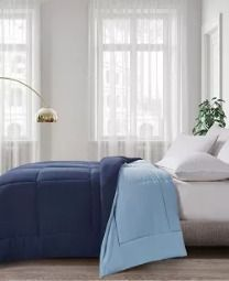 Reversible Down Alternative Comforters - All sizes only $19.99