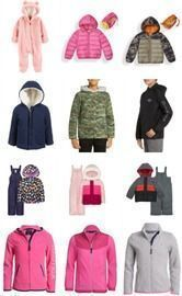 Kids' Coats - Lowest price of the fall season
