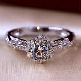 Exquisite Hollow Out Ring