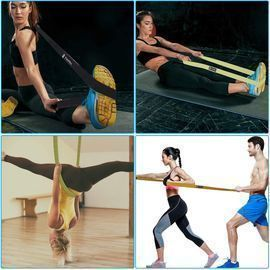 Pull Up Assistance Bands  Powerlifting -Set of 5