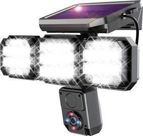 Solar Sensor light with Alarm