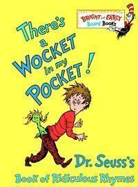 There's a Wocket in My Pocket! Board Book