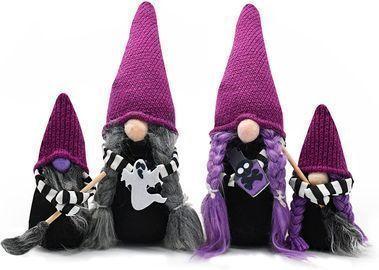 Halloween Witch Gnomes Plush