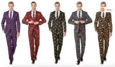 Braveman Halloween Themed Novelty Suits