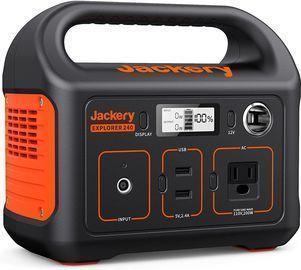 Jackery Portable Power Station Explorer 240, 240Wh Backup Lithium Battery
