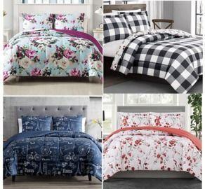 Various Comforter Sets (Twin - King)