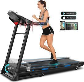 Treadmills for Home with Automatic Incline
