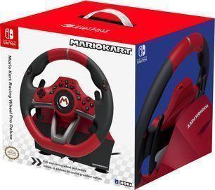 Nintendo Switch Mario Kart Racing Wheel Pro Deluxe
