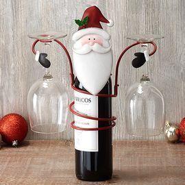 Wine Bottle Cup Holder