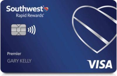 Southwest Rapid Rewards Premier Credit Card | Earn Up to 100,000 Bonus Points w/ $2K in 3 Months