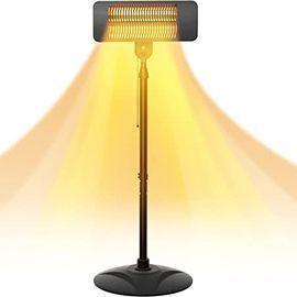 Thermatronics 1500W Indoor/Outdoor Infrared Heater