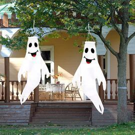 Hanging Ghost Halloween Decorations