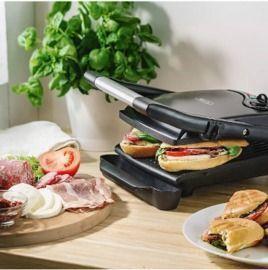 Bella Nonstick Electric Panini Sandwich Grill