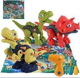 Take Apart Dinosaur Toys for Kids