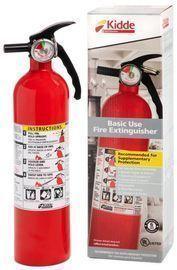 Kidde Multipurpose Home Fire Extinguisher