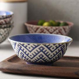 Set of 6 Porcelain Small Bowls