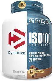 5LB Dymatize ISO100 Hydrolyzed Protein Powder