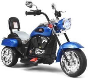 Costway 3 Wheel Kids Ride On Motorcycle 6V Battery Powered