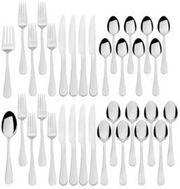 35-Piece Stainless Steel Kinsale Collection (Service for 8)