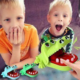 Crocodile Biting Finger Toys