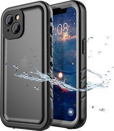 iPhone 13 Waterproof Full Body Shockproof Case