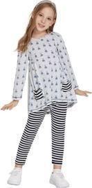 2pc Long Sleeve Top and Pants Sets