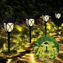 Solar Pathway Lights - 6 Pack