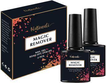 Magic Gel Nail Polish Remover