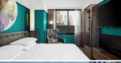 Hyatt in the Heart of New York Stay