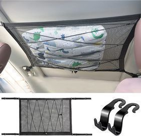 Car Ceiling Cargo Net Pocket