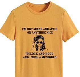 Sugar and Spice Graphic T-Shirt
