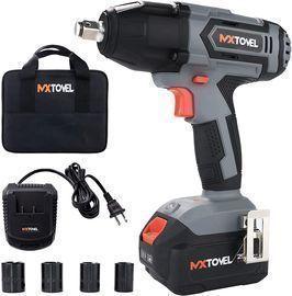 Mxtovel 20V Cordless Impact Wrench Set