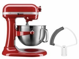 NOV 1   KitchenAid Professional Series 6QT Bowl Lift Stand Mixer w/ Flex Edge