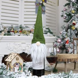 Christmas Wine/Champagne Bottle Cover