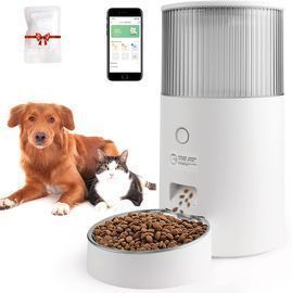 Automatic Pet Feeder with APP Control