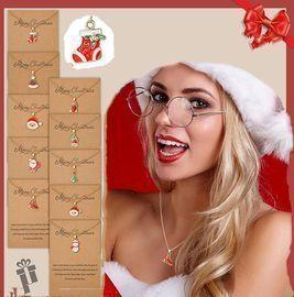 Christmas Santa Claus Series Necklace