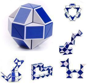 Magic Snake Cube Twist Puzzle